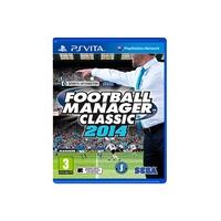 Football Manager Classic 2014 [PS Vita]