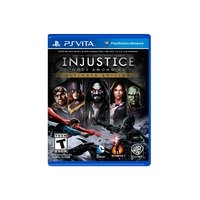 Injustice: Gods Among Us. Ultimate Edition [PS Vita]