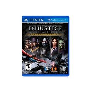 Injustice: Gods Among Us. Ultimate Edition [ps vita]