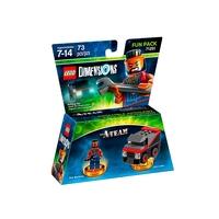 LEGO Dimensions Fun Pack - The A-Team (B.A. Baracus, B.A.'s Van)