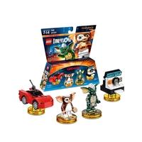 LEGO Dimensions Team Pack - Gremlins (R.C. Racer, Gizmo, Stripe, Flash 'n' Finish)