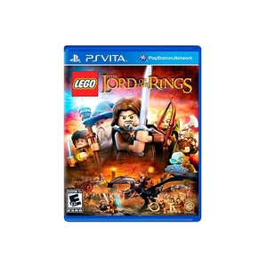 LEGO The Lord of the Rings [ps vita]