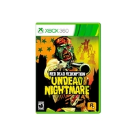 Red Dead Redemption Undead Nightmare [Xbox 360]