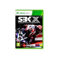 SBK X [Xbox 360]