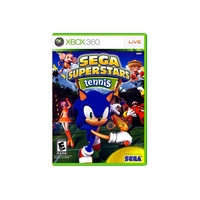 SEGA Superstars Tennis [Xbox 360]