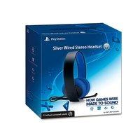 Стерео Гарнитура Sony Silver Wired Stereo Headset 7.1