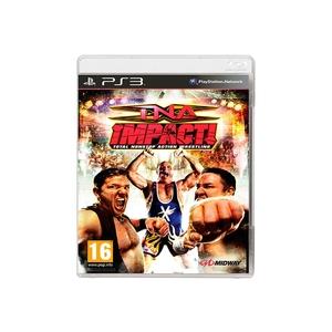 TNA Impact! Total Nonstop Action Wrestling [PS3]