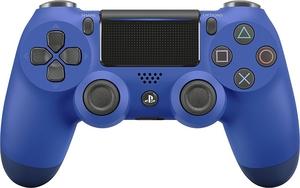 Беспроводной геймпад DualShock 4 «Синий цвет» версия 2