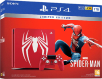 Игровая приставка Sony PlayStation 4 Slim 1TB «Spider Man Limited Edition»
