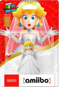 Фигурка Amiibo Пич Свадебная одежда «Super Mario Collection»