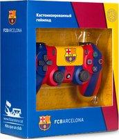 Беспроводной оригинальный джойстик DualShock 4 ФК «Барселона» Версия 2