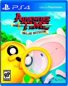 Adventure Time: Finn and Jake Investigation