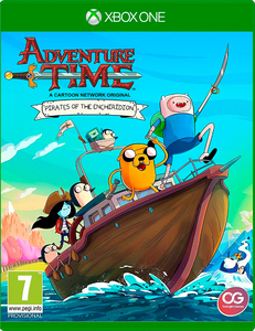 Adventure Time Pirate of the Enchiridion