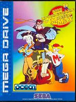 Adventures of Mighty Max [Sega Mega Drive]