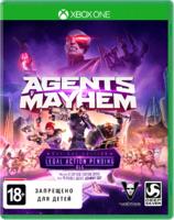 Agents of Mayhem. Издание первого дня