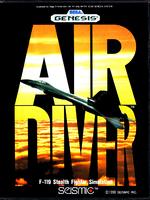 Air Diver [Sega Mega Drive]