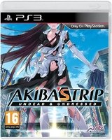 Akiba`s Trip: Undead & Undressed [PS3]