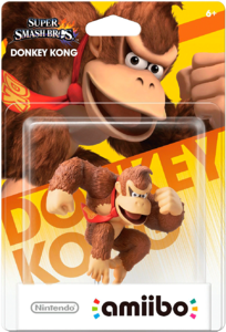 Фигурка Amiibo Донки Конг «Super Smash Bros. Collection»