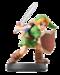 Фигурка Amiibo Юный Линк «Super Smash Bros. Collection»
