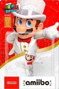 Фигурка Amiibo Марио Свадебная одежда «Super Mario Collection»