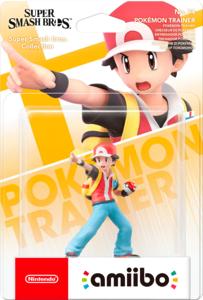 Фигурка Amiibo Тренер Покемонов «Super Smash Bros. Collection»