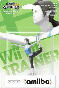 Фигурка Amiibo Тренер Wii Fit «Super Smash Bros. Collection»