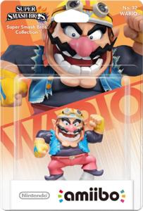 Фигурка Amiibo Варио «Super Smash Bros. Collection»
