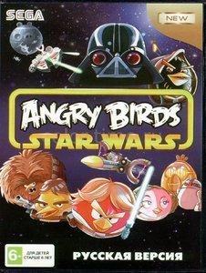 Angry Birds Star Wars [Sega Mega Drive]