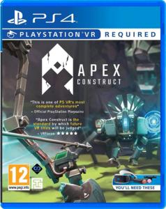 Apex Construct «только для VR»