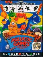 Aquatic Games - Starring James Pond [Sega Mega Drive]