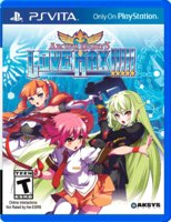 Arcana Heart 3: Love Max!!! [ps vita]