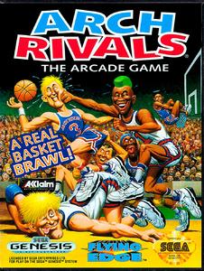 Arch Rivals [Sega Mega Drive]