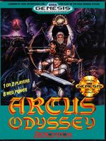 Arcus Odyssey [Sega Mega Drive]