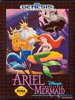 Ariel the Little Mermaid [Sega Mega Drive]