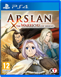 Arslan: The Warriors of Legend [PS4]