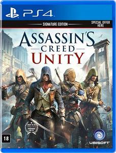 Assassin's Creed: Единство Специальное Издание [PS4]