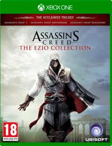 Assassin's Creed: Эцио Аудиторе - Коллекция [Xbox One]