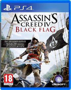 Assassin's Creed IV: Черный Флаг [PS4]