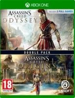 Комплект «Assassin`s Creed: Одиссея» + «Assassin`s Creed: Истоки» [Xbox One]