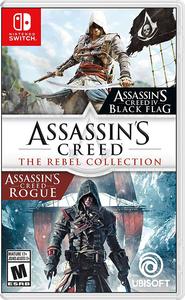 Assassin's Creed Мятежники. Коллекция