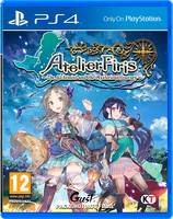 Atelier Firis: The Alchemist and the Mysterious Journey [PS4]