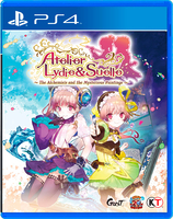 Atelier Lydie & Suelle: The Alchemists and the Mysterious