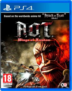 Attack on Titan: Wings of Freedom [PS4]
