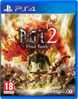 Attack on Titan 2: Final Battle [PS4]