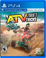 ATV Drift & Tricks «поддержка VR»