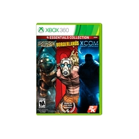 2K Essential Collection Bioshok / Borderlands / X-COM Enemy Unknown