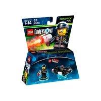 LEGO Dimensions Fun Pack - Lego Movie (Bad Cop, Police Car)