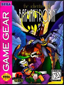 Batman & Robin [Sega Mega Drive]