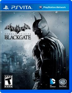 Batman Arkham Origins: Blackgate [ps vita]