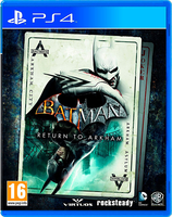 Batman: Return to Arkham [PS4]